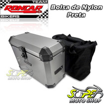 Bolsa Nylon P/ Bauletos Alum Roncar 1 Unidade Traseiro 35 Lt