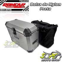 Bolsa Nylon P/ Bauletos Alum Roncar 1 Unidade Lateral 33 Lts