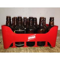 Caixa De Cerveja Brahma Para 18 Vasilhames 300 Ml Litrinho