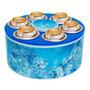 Cooler 3g Ice + Petisqueira Giratória