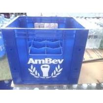 Caixa (engradado) Litrão Ambev Azul