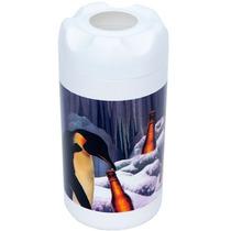 Cooler Camisinha Porta Garrafa Litrão Cerveja Pinguim