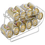 Suporte Para Organizar Latas De Alumínio Na Geladeira 1309-5