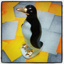 Pinguim De Geladeira Decoração Classica Retro Vintage