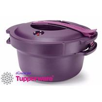 Tupperware Panela De Pressão 2l Microondas Roxa