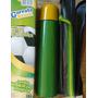 Garrafa Térmica Vacuum 1 Litro Inox Inquebrável Brasil Tetra
