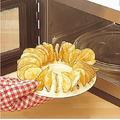 Forma Assar Fritar Batatas Chips Em Microondas