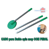 Cabo Avulso Para Spin Mop 360 And Go Com Pedal Vassoura