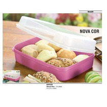 Visual Box Rosa - Tupperware - Oferta De 99,00 Por 64,99