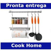 Kit Suporte De Cozinha Cook Home Arthi Lindo Veja!