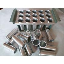 Forma Picole Redondo (alum) 15 Unidades