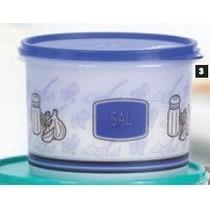 Tupperware - Caixa Para Sal 1 Kg