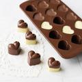 Forma Silicone Hercules Chocolate Bombom Coração Páscoa