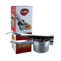 Espremedor De Batata Em Aço Inox - Clink