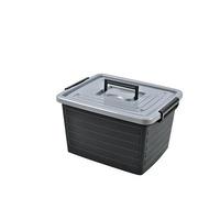 6 Caixas Organizadora Tipo Container 56 Litros Arqplast