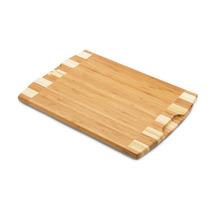 Tábua Corte 40 X 28 Cm Bambú Carne Vegetais Hércules Tbb05-m