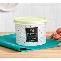 Tupperware - Caixa Para Sal Bistro 1 Kg