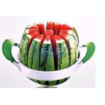 Cortador Fatiador De Legumes Frutas Melancia Tipo Tupperware