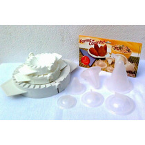 Kit Fabrica Coxinhas Risolis Pastel Salgadinhos Cozinha