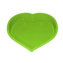 Forma De Silicone Para Bolo, Torta E Pudim - Formato Coração