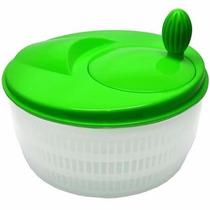 Centrífuga Manual Secador De Saladas Verduras Legumes