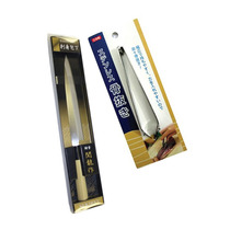 Kit Faca + Pinça Japonesa Sashimi Sushi Sekiryu 21cm Hachi8