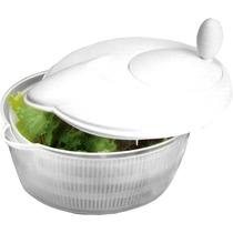 Kit Com 2 Secador De Salada Verduras Centrífuga Manual