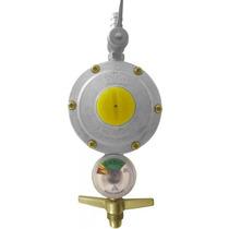 Registro Regulador Válvula Gás Para Botijão Medidor Aliança