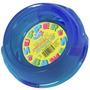 Super Comedouro Duki Translucido Médio 500ml - Azul