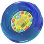 Super Comedouro Translucido Grande Azul (1000ml) - Duki