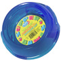 Super Comedouro Translucido Médio Azul (500ml) - Duki