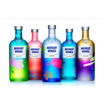Vodka Absolut Unique 1l - Ed Limitada Raridade