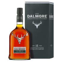 Whisky Dalmore 15 Anos 700 Ml Single Malt - Original.