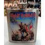 Iron Maiden - Cantil Para Bebidas Destiladas