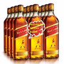Red Label Whisky 1 Litro - Caixa Com 12 - Original Buffet