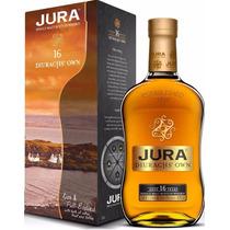 Whisky Jura 16 Anos 1 Litro Diurachs Own - Original.