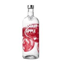 Vodka Absolut Apple 1 Litro. Absolut Sabores - Original.