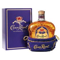 Whisky Crown Royal 750 Ml Uísque Canadense