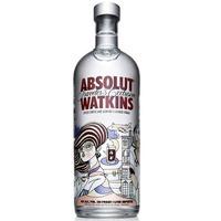 Vodka Cafe Edição Limitada Absolut Watkins