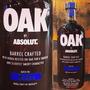 Vodka Absolut Oak 750ml Com Tag - Lançamento - Nao Amber.