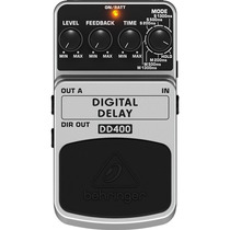 Pedal Behringer Delay Digital Delay Dd400 - Loja Autorizada