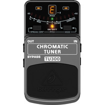 Pedal Behringer Afinador Chromatic Tu300 - Loja