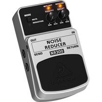 Pedal P/ Guitarra E Baixo Noise Reducer Nr300 Behringer