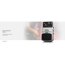 Pedal Behringer Noise Reducer Nr300 Novissimo Ñ Bossfuhrmann