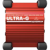 Gi100 Direct Box Behringer Ultra-g Gi100