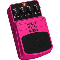 Pedal Behringer Heavy Metal Hm300