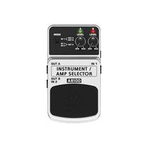 Pedal De Efeitos Behringer Amp Selector Ab100