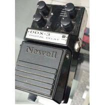 Pedal Newell Digital Delay Ddx-3