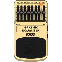 Pedal Guitarra Behringer Equalizador Eq700 Sedex Gratis!