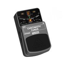 Pedal Para Guitarra Afinador Chromatic Tuner Tu300 Behringer
